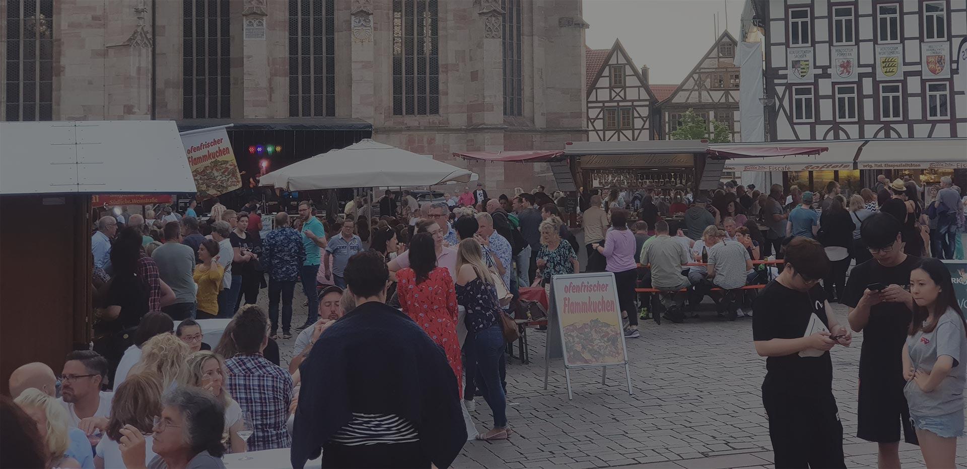 7. Schmalkalder Weinfest