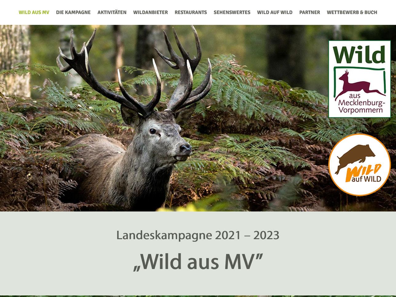 Wild aus MV
